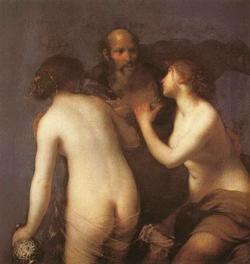 Лот и дочери (Франческо Фурини)