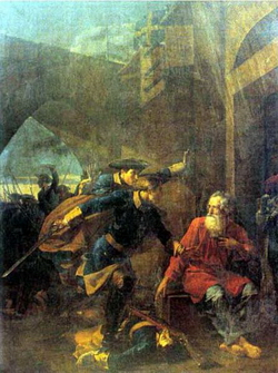 Подвиг купца Иголкина (Шебуев В.К., 1839 г.)