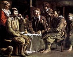Обедающие крестьяне (Братья Ленэн (Антуан?))