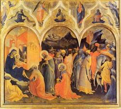 Поклонение волхвов (Дон Лоренцо Монако)