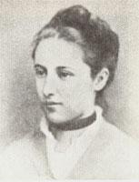 Екатерина Николаевна Бенуа. 1870 г.