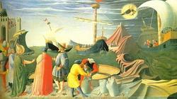 Чудо свтого Николая с житом (Фра Беато Анджелико)