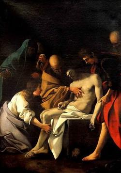 Положение в гроб (Бартоломео Скидоне)