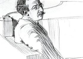 Л. С. Бакст. 1908 г.