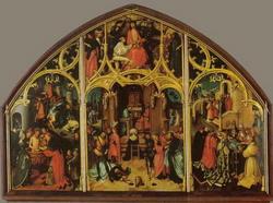 Базилика св. Павла (Ганс Гольбейн-Старший)