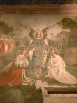 Венчание святых Валериана и Цецилии (Киадороло)