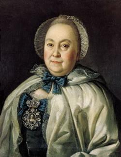 Графиня Румянцева (А.П. Антропов)
