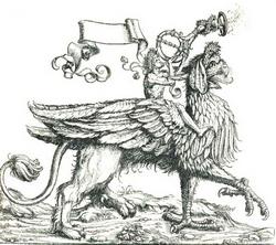 Герольд триумфального шествия Максимилиана I (Г. Бургмайер)