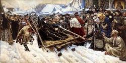 Боярыня Морозова (Суриков В.И., 1887)