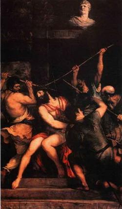 Терновый венец (Тициан)