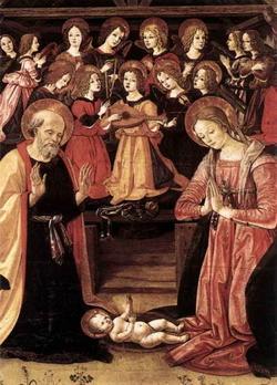 Рождество Христово (Фиоренцо ди Лоренцо)