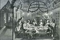 Праздник Кущей в Амстердаме (Б. Пикар)