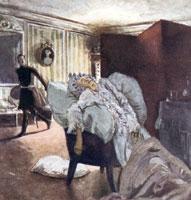 Смерть графини. 1910 г.
