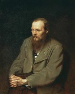 Портрет писателя Ф.М. Достоевского (Перов В.Г., 1872 г.)