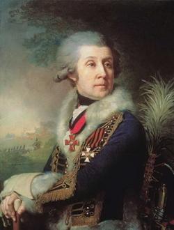 Портрет Ф.А. Боровского (В.Л. Боровиковский)