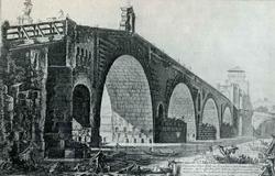 Ponte Molle (Дж. Б. Пиранези)