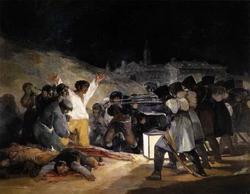 Казнь мятежников в Мадриде (Гойя)