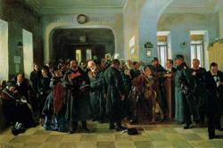 Крах банка (Маковский В.Е., 1881)