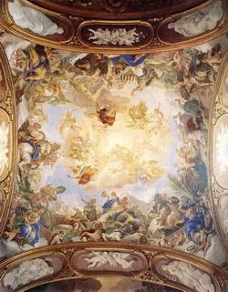 Торжество церкви над врагами (Лука Джордано)