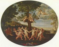 Танец амуров (Франческо Альбани)