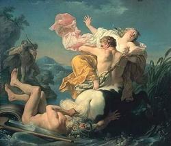 Похищение Деяниры (Л.Ж. Лагренэ-Старший)