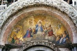 Легенда Святого Креста (Антониаццо Романо, фрагмент)