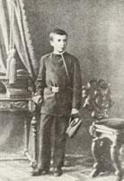 Шура Бенуа. 1883 г.