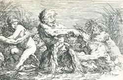Морские чудища (Сальватор Роза)