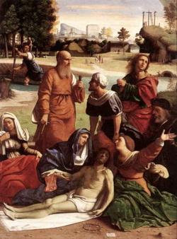 Pieta (Ортолано)