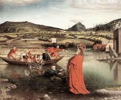 Хождение по водам (Конрад Витц, 1444 год)