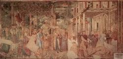 Фреска Беноццо Гоццоли
