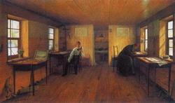 Мастерская художников братьев Чернецовых (Тыранов А.В., 1828 г.)