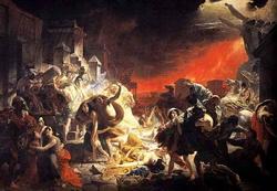 Последний день Помпеи (К.П. Брюллов, 1833)